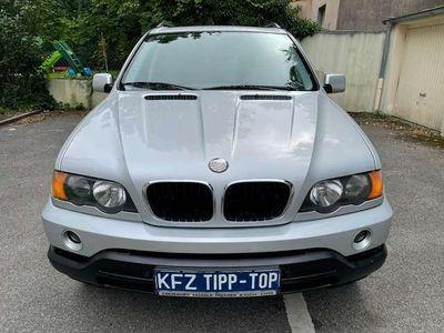 gebraucht BMW X5 3.0i (E53),TÜV neu,Klima,18 Zoll Alu,PDC,