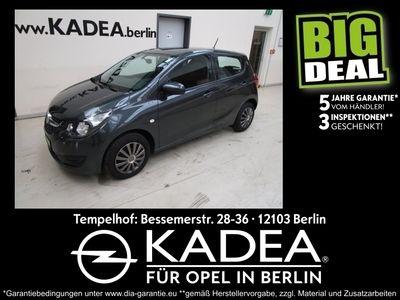 gebraucht Opel Karl 1.0 Edition 5 Jahre Händlergarantie inkl.