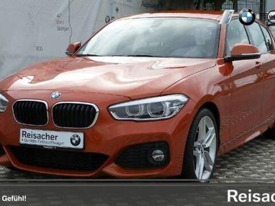 gebraucht BMW 120 i 5trg. M-Sportpaket,Navi,LM,LED Scheinwerfer