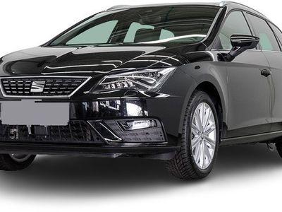 gebraucht Seat Leon ST Leon 1.5 TSI DSG Xcellence Pano Beats ACC