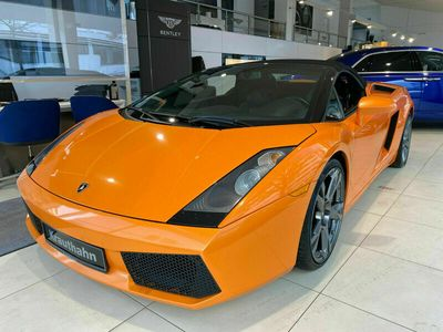 gebraucht Lamborghini Gallardo Spyder 5.0 als Cabrio/Roadster in Berlin