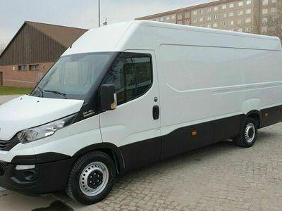 gebraucht Iveco Daily 35 S 16 Hi-Matic Maxi 1Hand*Klimaautomatik*