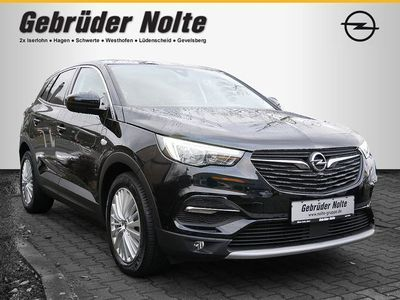 gebraucht Opel Grandland X 1.6 Turbo Innovation SHZ KAMERA NAVI