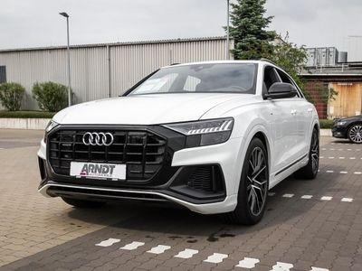 gebraucht Audi Q8 50 TDI quattro S line Matrix LED Pano BO Kam