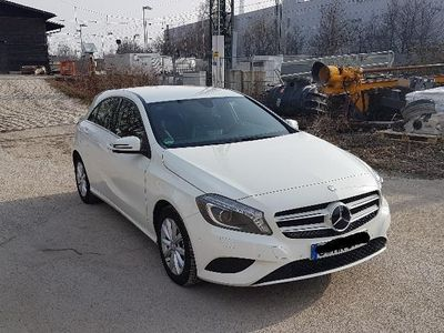 gebraucht Mercedes A180 TURBO/BlueEFFICIENCY