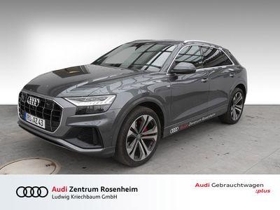 gebraucht Audi Q8 S line 50 TDI quattro tiptr. (LED,Luftfw.,ACC,Hea