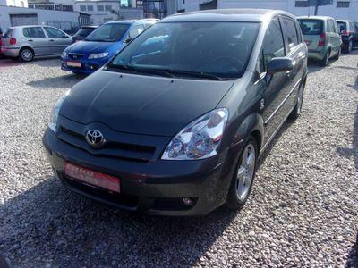 gebraucht Toyota Corolla Verso Corolla Verso2.2 D-CAT Sol *Parkhilfe*