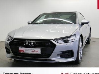 gebraucht Audi A7 Sportback 50 TDI quattro S line/MATRIX-LED/NAVI+/