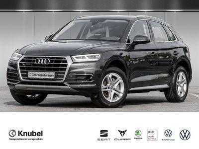 gebraucht Audi Q5 Design 2.0 TDI qu. Navi ACC LED RKamera Keyless