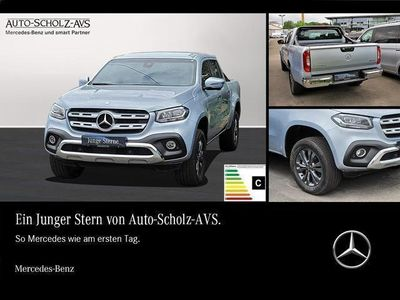 gebraucht Mercedes X250 d 4M Navi LED-High 360° Parkass. Sitzhzg.