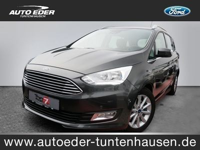 gebraucht Ford Grand C-Max 1.5 EcoBoost Titanium StStopp EURO 6d-