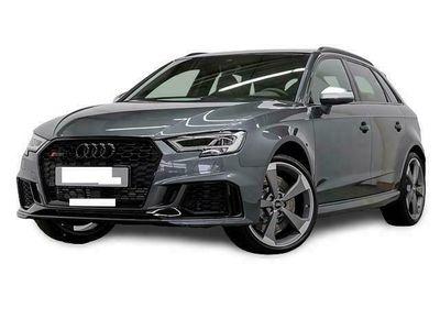 gebraucht Audi RS3 Sportback 2.5 TFSI Q MATRIX LED PANO VMAX 280 RS ABGAS