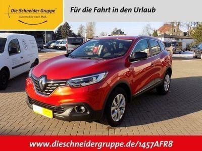 gebraucht Renault Kadjar Limited Deluxe TCe 140 GPF SHZ, Navi