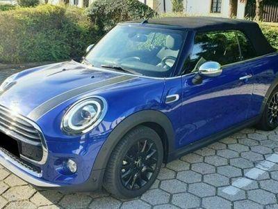 gebraucht Mini Cooper D Cabriolet Aut.*Navi*Sportsitze*