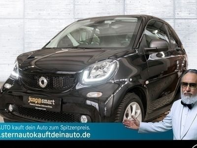 used Smart ForTwo Cabrio 66kW passion LED-Tagfahrlicht