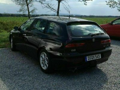 gebraucht Alfa Romeo 156 Sportwagon 2,4 JTD Diesel 157.000Km, top