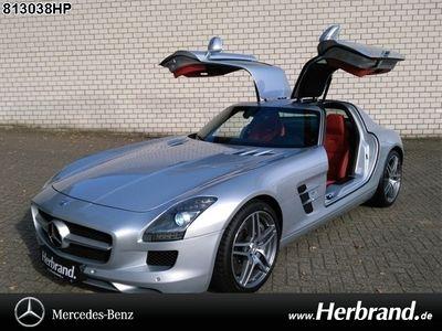 gebraucht Mercedes SLS AMG Coupé Leder Exklusiv Classicrot