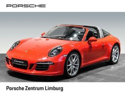 gebraucht Porsche 911 Targa 4 991 GTS Sauger Erstbesitz
