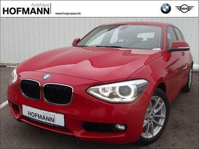 gebraucht BMW 120 d 5-T/Komfortzugang/Xenon/Navi Pr./Sportsitze