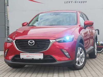 gebraucht Mazda CX-3 SKYACTIV-G 120 FWD Exclusive-Line