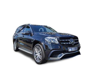 gebraucht Mercedes GLS63 AMG 5.5 Benzin