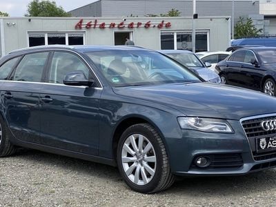 gebraucht Audi A4 Ambition Autom.+XENON