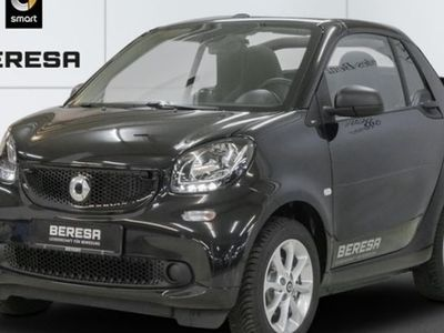 gebraucht Smart ForTwo Cabrio 66 kW twinamic passion cool & audio