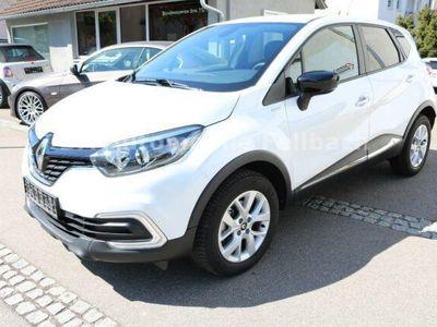 gebraucht Renault Captur TCE 120 Limited Navi LED Deluxe Paket