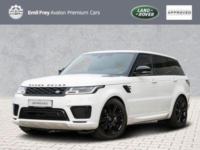 gebraucht Land Rover Range Rover Sport SDV6 HSE Dynamic