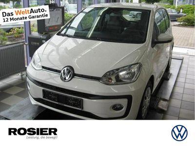gebraucht VW up! up! 1.0 moveSHZ Einparkh. Klima Bluetooth T