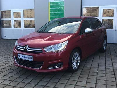 gebraucht Citroën C4 1.2 M/T Pure Tech 130 Klimaaut. Navi Totwinkel