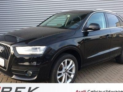 gebraucht Audi Q3 2.0 TDI quattro AHK, EINPARKHILFE+, NAVI KLIM