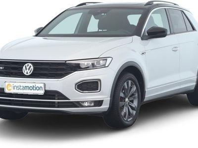 gebraucht VW T-Roc T-Roc1.5 TSI DSG R-Line | NAVI | PANO | LED |