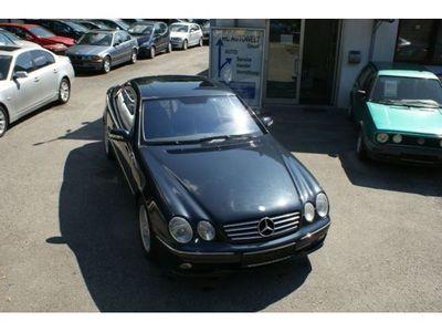 używany Mercedes CL500 7G-TRONIC / Last Edition