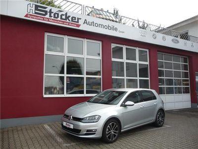 gebraucht VW Golf 1.4 TSI BMT Allstar ACC Navi Xenon PDC