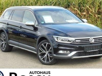 gebraucht VW Passat Alltrack Variant 4Motion 2.0 TSI DSG AHK