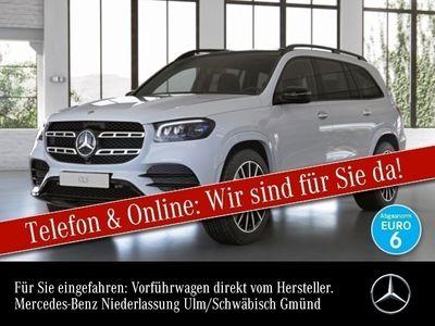 gebraucht Mercedes GLS400 d 4M AMG Fahrass WideScreen 360°