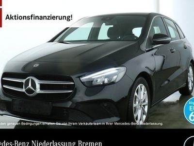 gebraucht Mercedes B200 d Navi Premium LED Laderaump Spurhalt-Ass