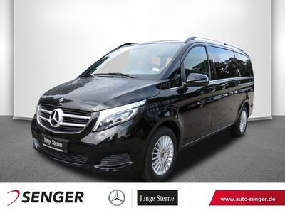 gebraucht Mercedes V250 AVANTGARDE LANG AHK 2,5T NAVI