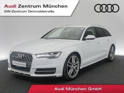"""gebraucht Audi A6 Allroad quattro 3.0 TDI qu. 20"""" LED AHK Navi R-Kamera Lane"""