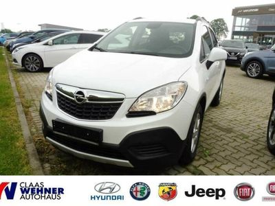 gebraucht Opel Mokka 1.6 ecoFLEX Start/Stop Selection *Klima