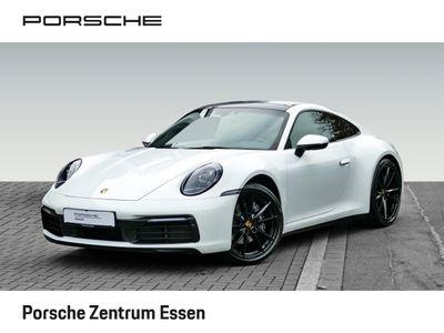 gebraucht Porsche 911 Carrera 4 992 / BT Bose Navi Rückfahrkam. Privacyverglasung LED