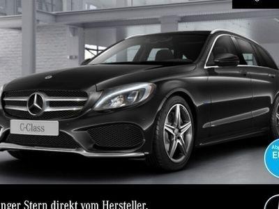 gebraucht Mercedes C350e T AMG Airmat Burmester COMAND HUD LED PTS