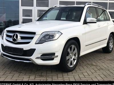 gebraucht Mercedes GLK220 CDI 4MATIC Comand/ILS/LED/Scheckheft BC