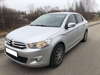gebraucht Citroën C-Elysee I C-ElyséeBlueHDi 100 Selection