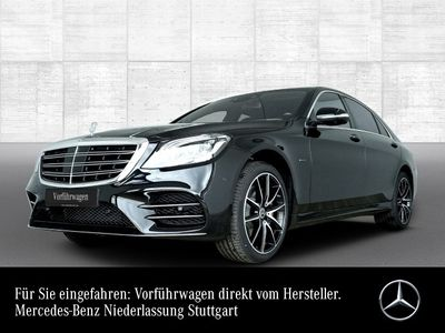 gebraucht Mercedes S560 L e AMG Sitzkomfort Distr. Pano Executive