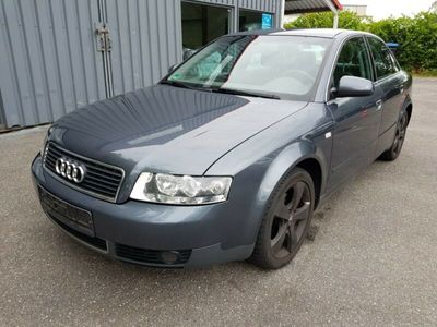 gebraucht Audi A4 Lim. 2.0 Gasanlage LPG