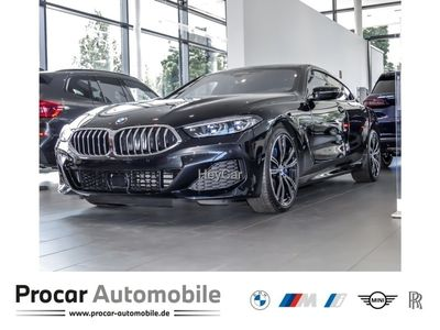 gebraucht BMW 840 d xDrive Gran Coupe M-Sport Pano-Dach H/K DAB