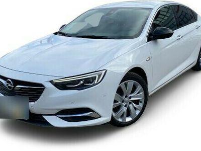 gebraucht Opel Insignia InsigniaB Grand Sport INNOVATION 4x4 2.0 Turbo OPC Leder Navi Keyless Klimasitze e-Sitze