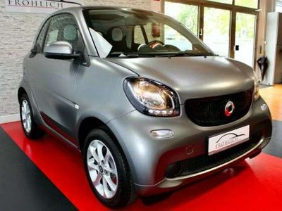 gebraucht Smart ForTwo Coupé forTwopassion twinamic 1.HD·NAVI·KLIMA·PANORAMA